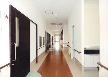 居住スペース共用廊下
