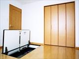 ルネス工法による大容量の床下収納